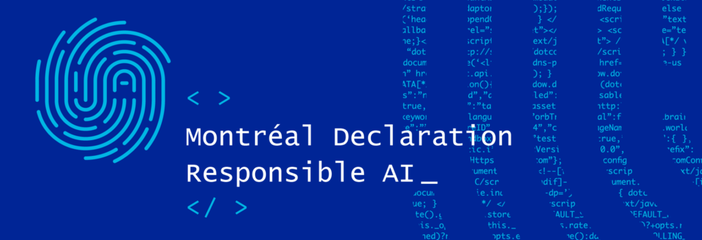 Towards responsible artificial intelligence? (1 / 2) 7